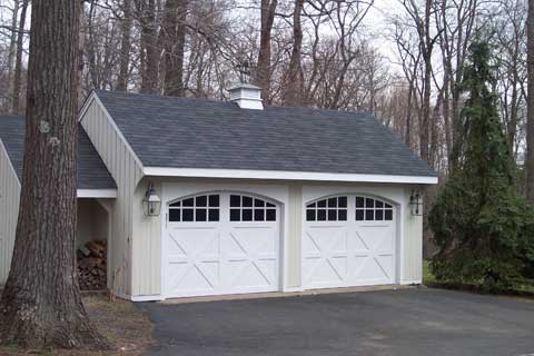 Carriage House Style Garage Architectural Designs
