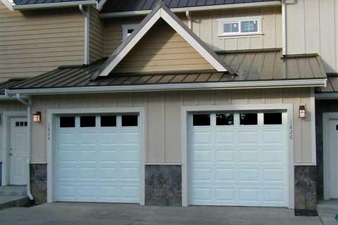 Therma tech tri tech photos spokane garage doors for Therma door garage insulation